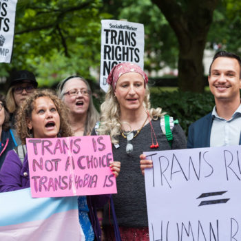 Why transgender rights are the civil rights thermometer no one can afford to ignore