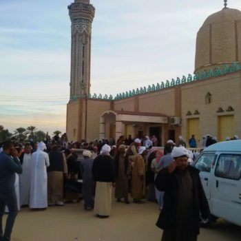 Hundreds are dead following a mosque attack in Egypt, and here's what we know