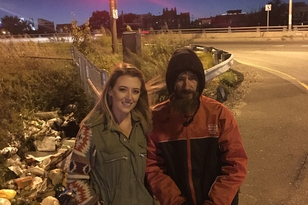 The homeless veteran who received over $365k in donations wants to use it to help others
