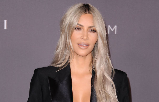 This is who Kim Kardashian says would play her in a movie