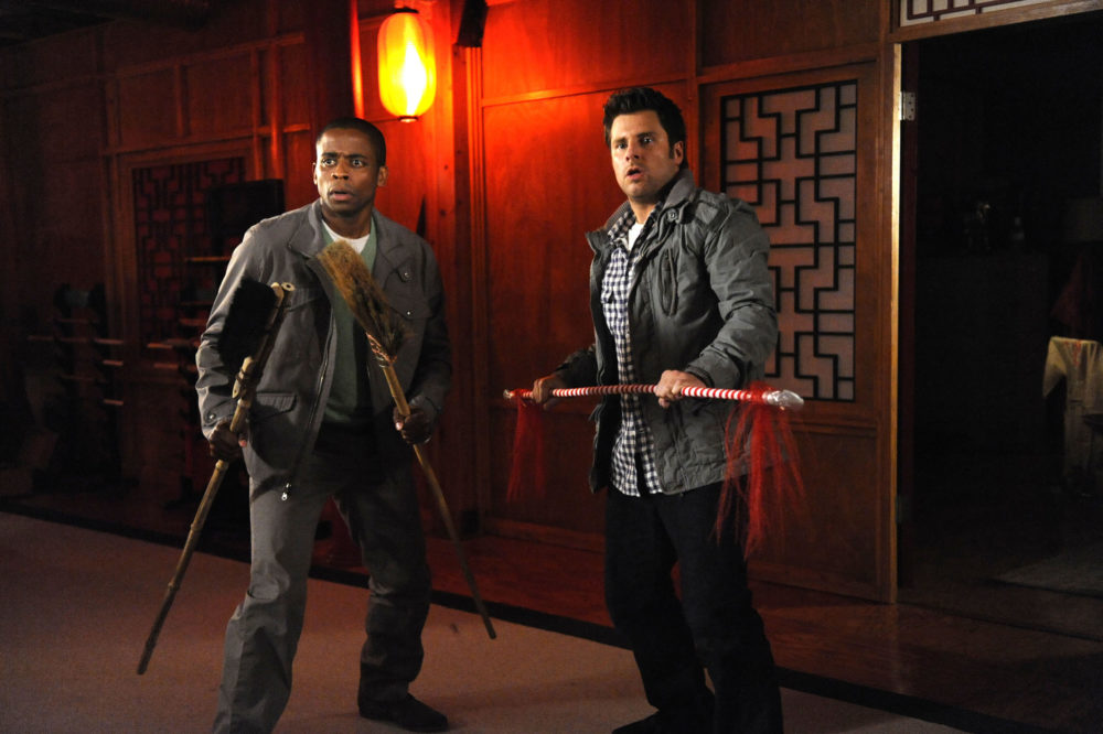 "11 of the best Shawn and Gus moments to get us psyched for more ""Psych"""
