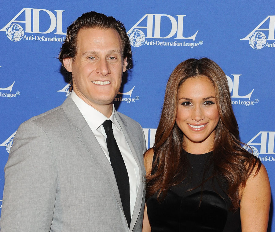 Here's everything we know about Meghan Markle's ex-husband, Trevor Engelson