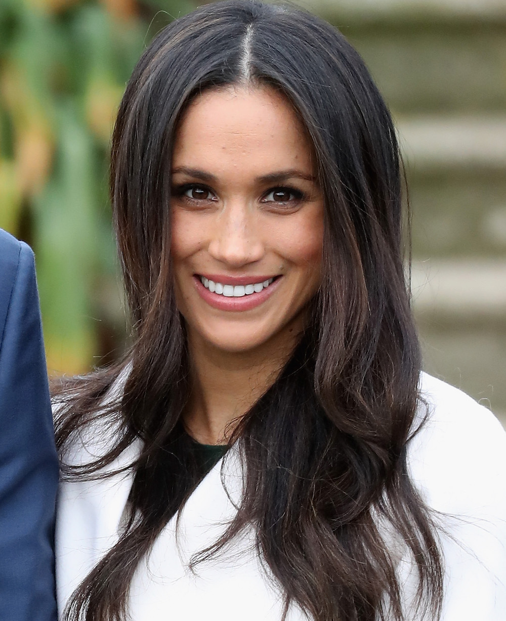 One of Meghan Markle's beauty tips includes this odd facial exercise