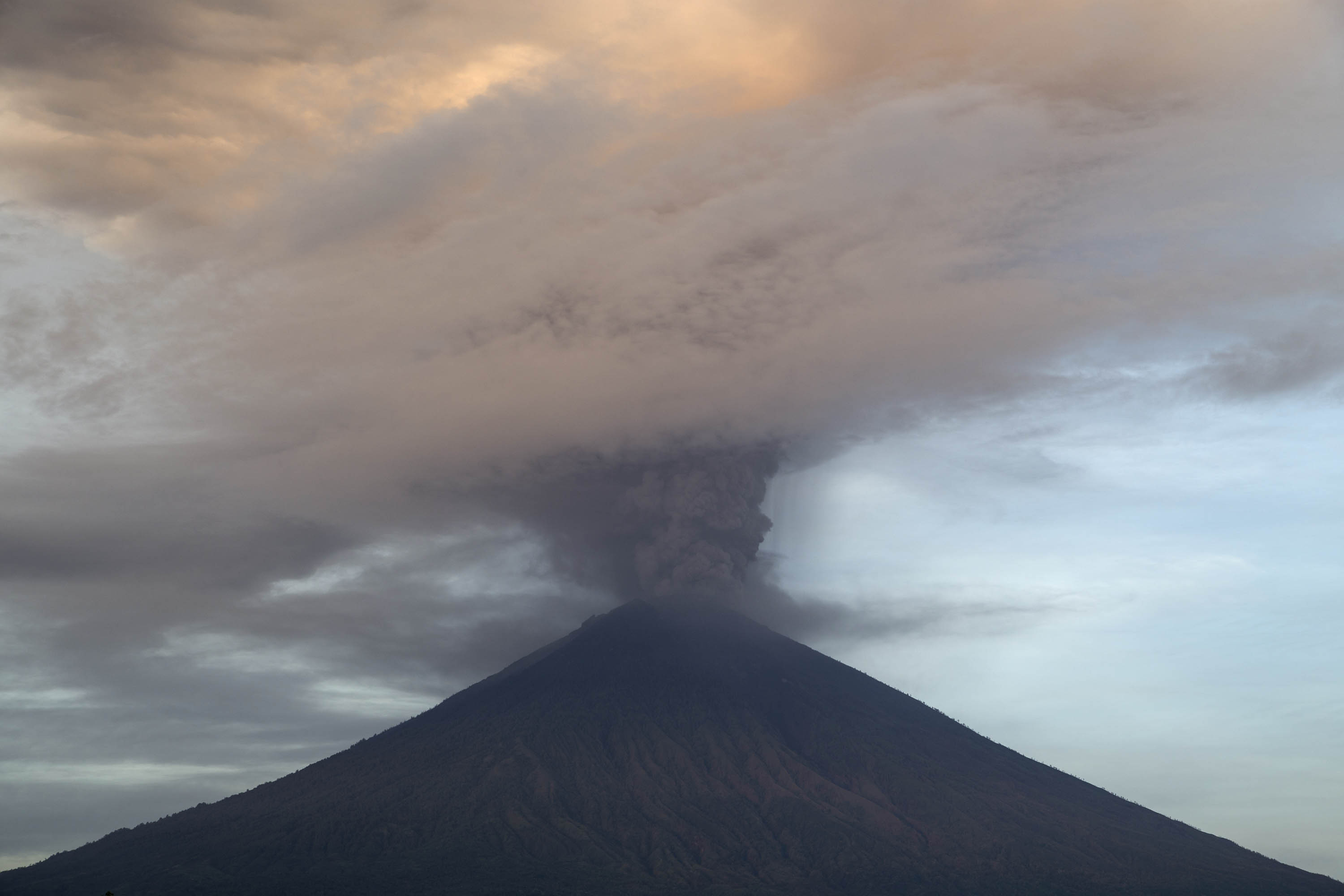 Here's what we know about the Bali volcano eruption that occurred over the weekend