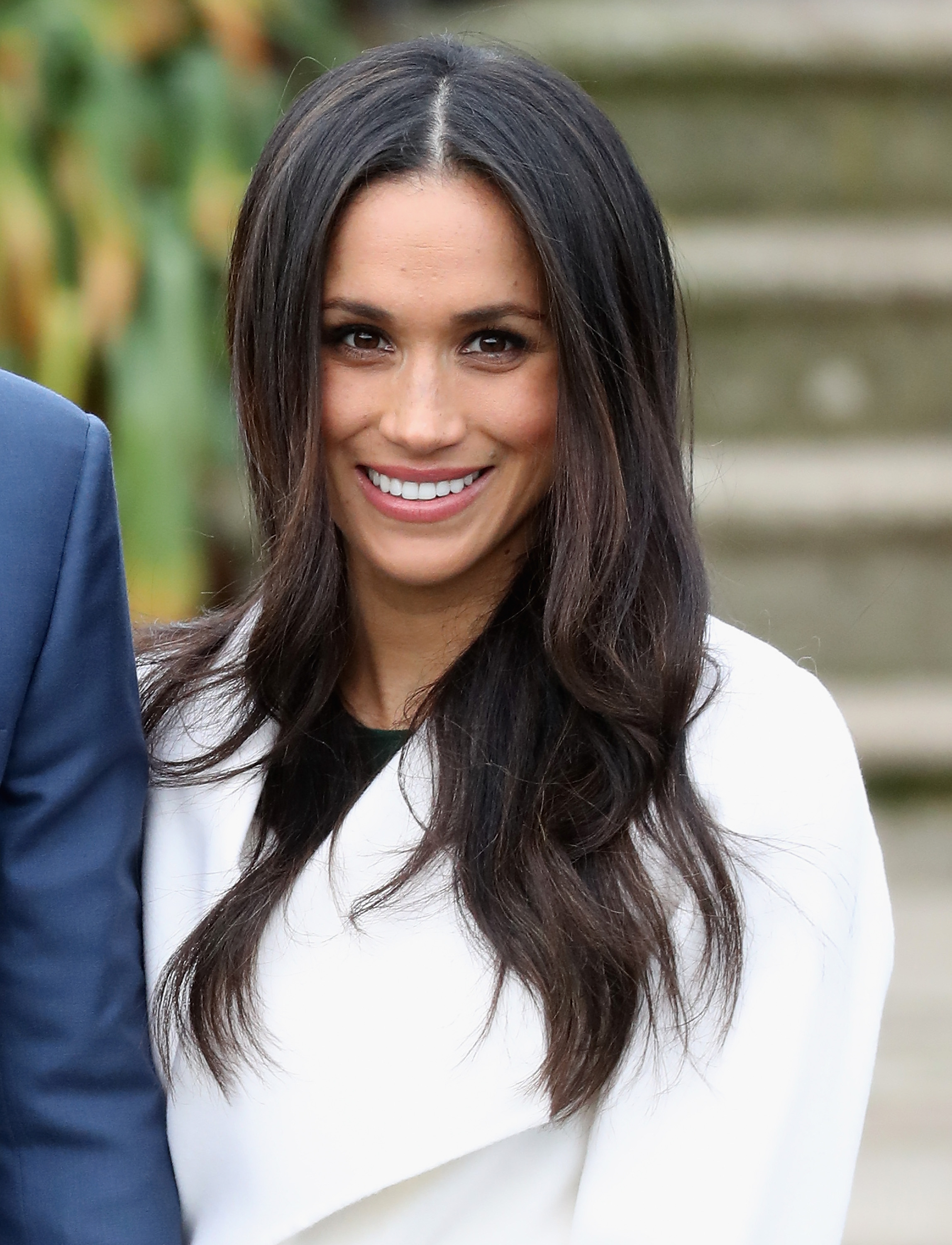 Meghan Markles Engagement Hairstyle Is Perfect For 2018 HelloGiggles