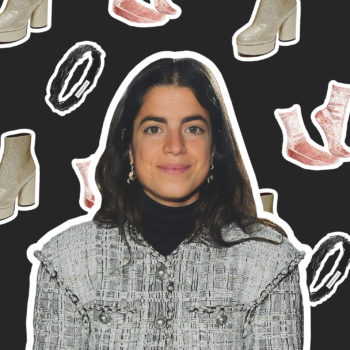 Man Repeller's Leandra Medine guides our stressed-out selves through the holiday shopping season