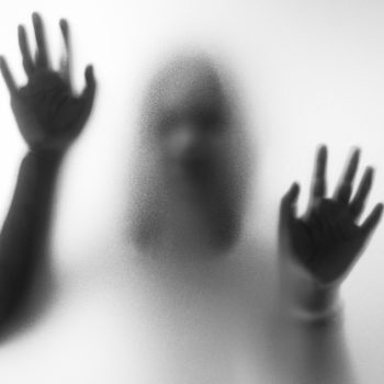 This man believes his family is being haunted by the ghost of a dead woman