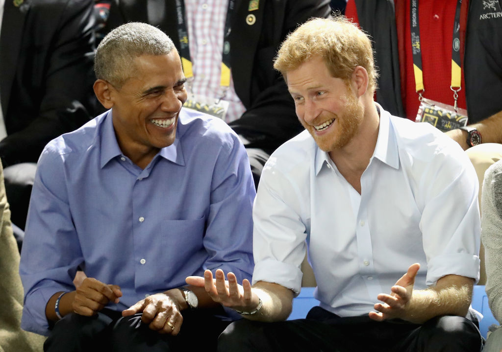 America's Dad has approved of the royal engagement, and now we're crying