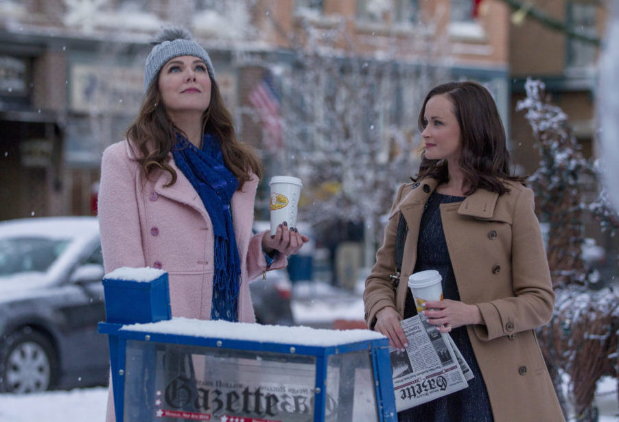 "Amy Sherman-Palladino confirmed that more ""Gilmore Girls"" isn't in the works, and pass the tissues"