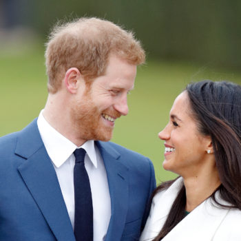 Prince Harry revealed exactly what he thought the first time he saw Meghan Markle
