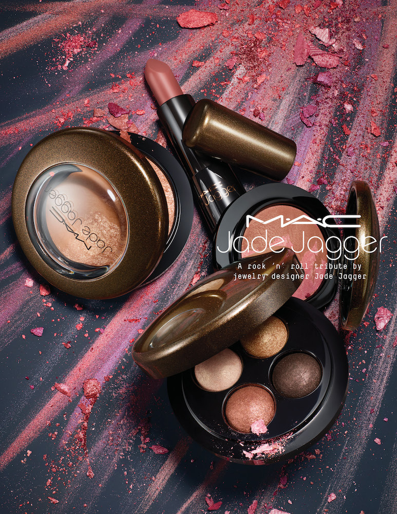 MAC's collab with Jade Jagger will help you channel your fave rock legend