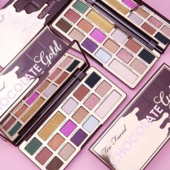Too Faced's deliciously sweet Chocolate Gold Bar palette is here