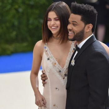 The Weeknd wants everyone to know he and Selena Gomez are definitely broken up