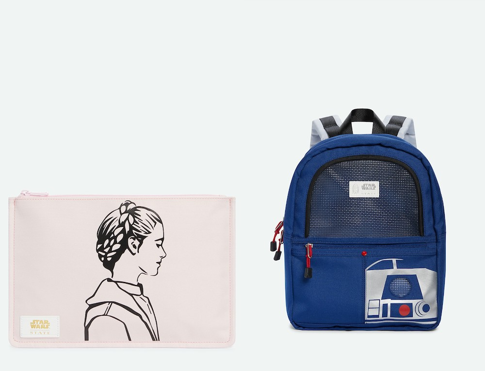 "The STATE Bags x Disney ""Star Wars"" collab will transport you to a galaxy far, far away"