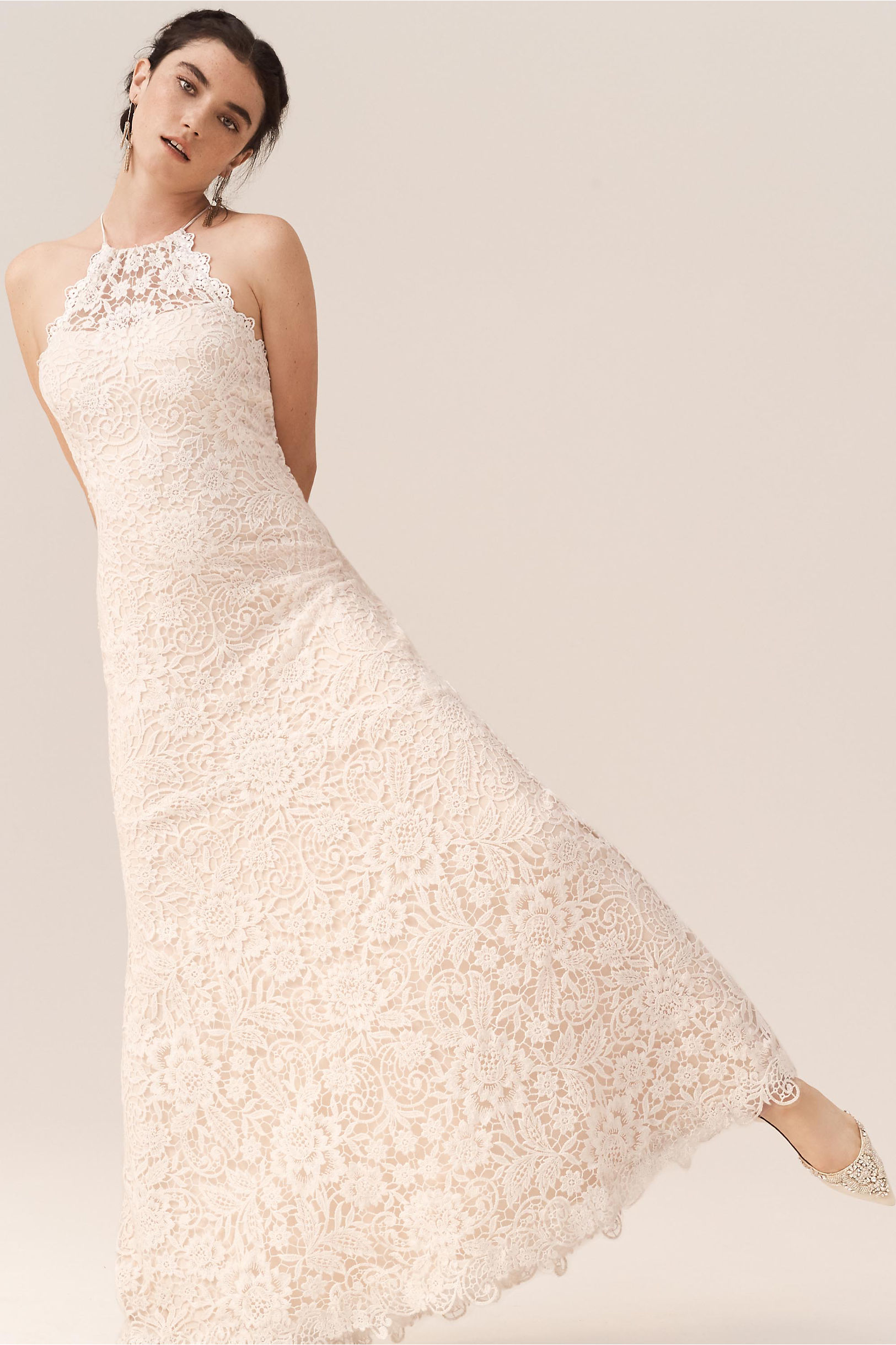 Bhldns latest wedding dress collection is an ode to spring brides bhldn ombrellifo Choice Image