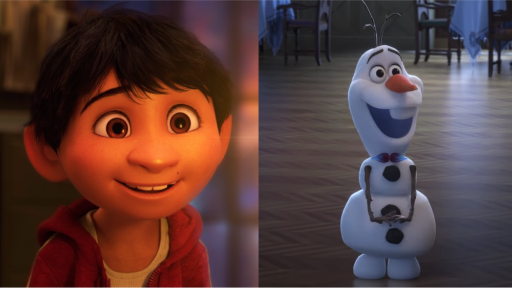"People are upset that Disney chose to play a ""Frozen"" short before ""Coco"""
