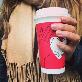 This is the meaning behind Starbucks's second red cup of the season
