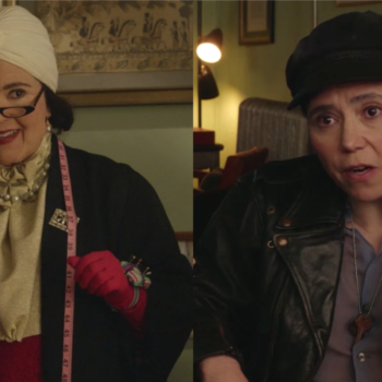 """There's a major """"Gilmore Girls"""" connection in """"The Marvelous Mrs. Maisel"""""""