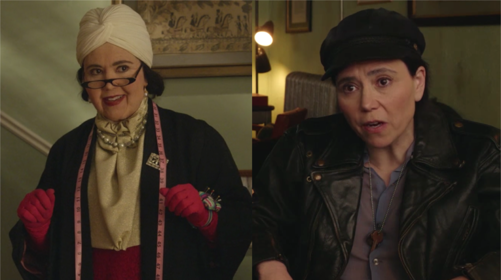 "There's a major ""Gilmore Girls"" connection in ""The Marvelous Mrs. Maisel"""