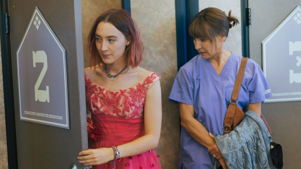 """Lady Bird"" just broke the biggest Rotten Tomatoes record"