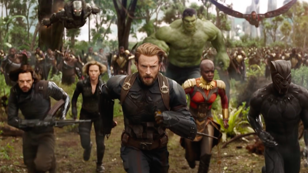 "The first trailer for ""Avengers: Infinity War"" is the most heart-pounding, stressful thing you'll watch today"