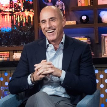 """Is Matt Lauer married? Here's some background information on the former """"Today"""" anchor"""
