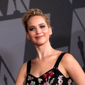 Jennifer Lawrence explained why she's rude to fans