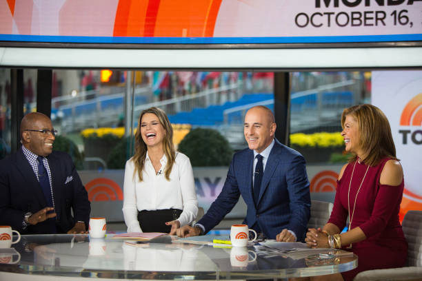Let's take a moment to remember all the times Matt Lauer behaved questionably towards women