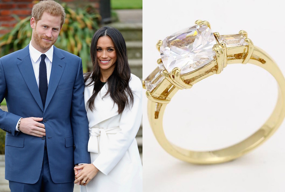 rings sparkle jumps effect by buckley with on engagement the replica meghan ring london markle