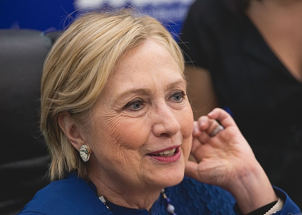 """Hillary Clinton admitted she was """"ticked off"""" at Matt Lauer in her memoir"""