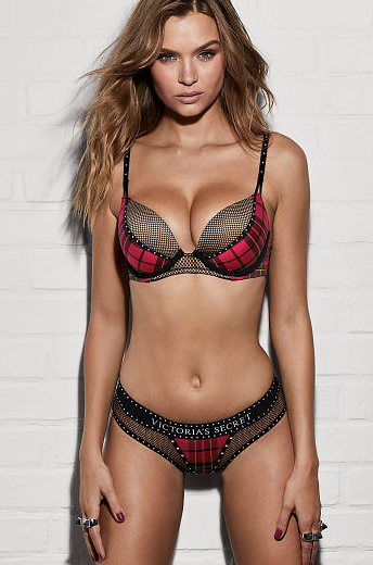 4c05be08408 Victoria s Secret just released its lingerie collab with Balmain ...
