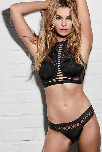 4157149360 Victoria s Secret just released its lingerie collab with Balmain ...