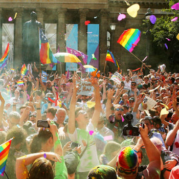 Australia is yet another step closer to legalizing gay marriage