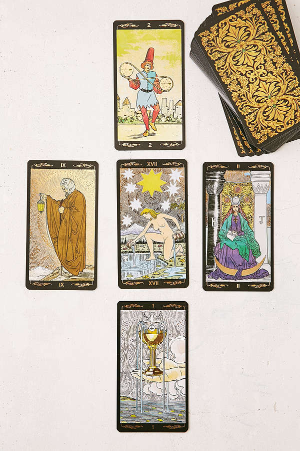 urban outfitters tarot