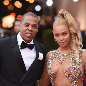 Jay-Z and Beyoncé are officially making an album together, so commence freak-out