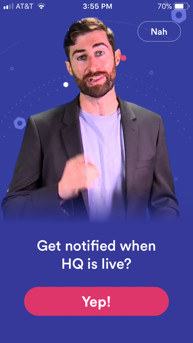 how to win money on hq