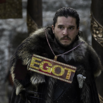 "You guys, ""Game of Thrones"" might be halfway to an EGOT"