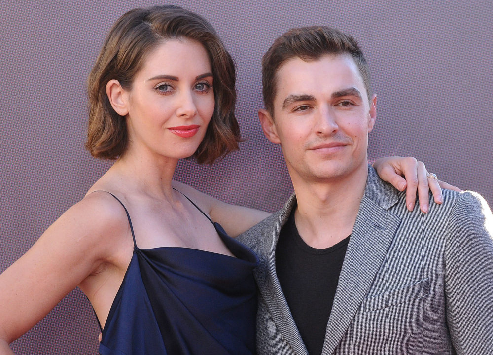 Alison Brie revealed why she loves working with husband Dave Franco — and friends