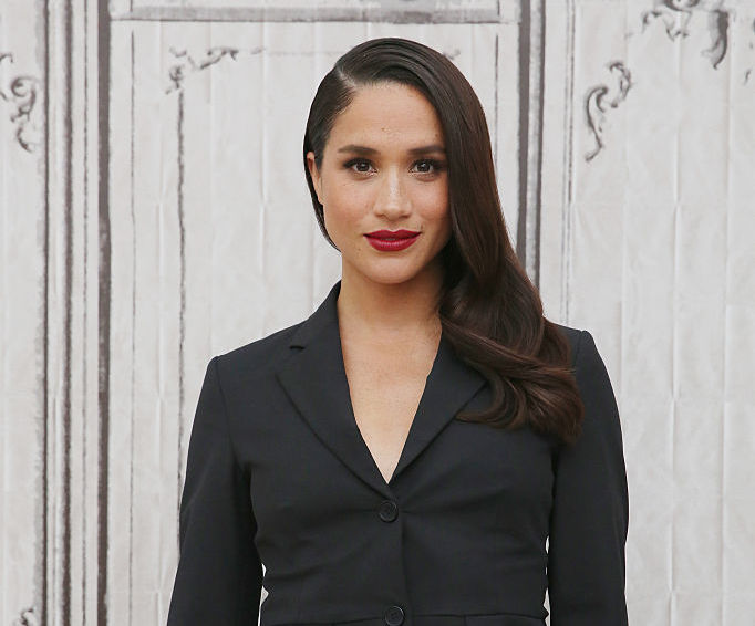 Meghan Markle's natural hair is making the internet cheer