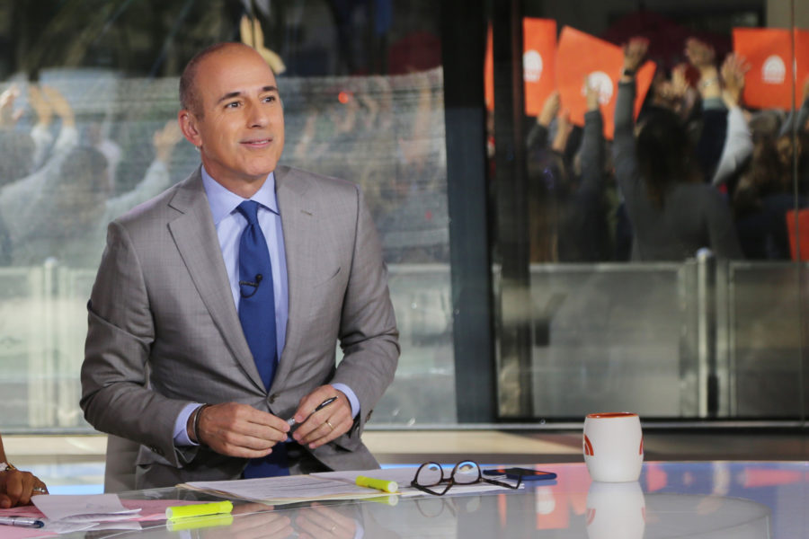 Matt Lauer finally responded to the sexual misconduct allegations against him