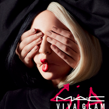 """MAC and Sia are collaborating on a Viva Glam lipstick, and it's tugging at our """"elastic heart"""""""