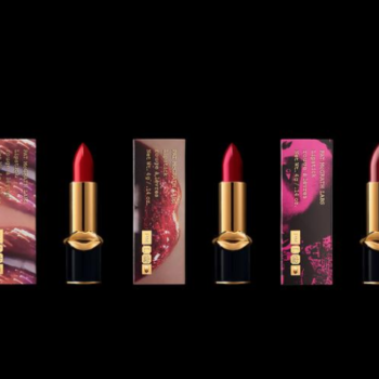 Pat McGrath's lipstick trios are here, but you might have to eat ramen for a week to afford them