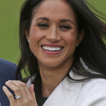 You can now try on Meghan Markle's engagement ring, because you know you want to