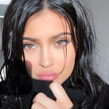 Kylie Jenner debuted her latest magazine cover during the Kardashian Christmas card controversy