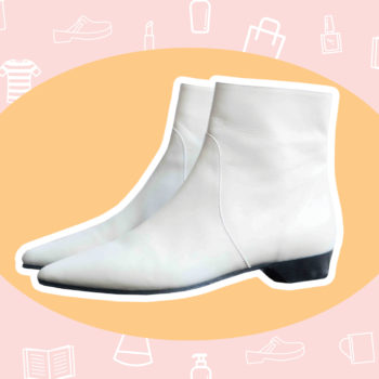 WANT/NEED: A pair of white boots to make you feel like an Instagram It Girl, and more stuff you want to buy