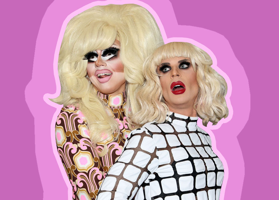 Trixie mattel and katya dating
