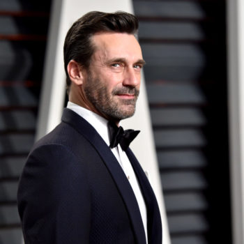 """Glory to Jon Hamm in the highest — the first photo of him as Angel Gabriel in """"Good Omens"""" is here"""