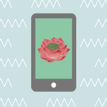 I used a meditation app for a week to see if it would combat my anxiety