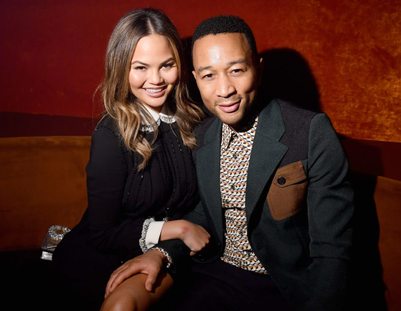 9 times birthday girl Chrissy Teigen and John Legend made us believe in love