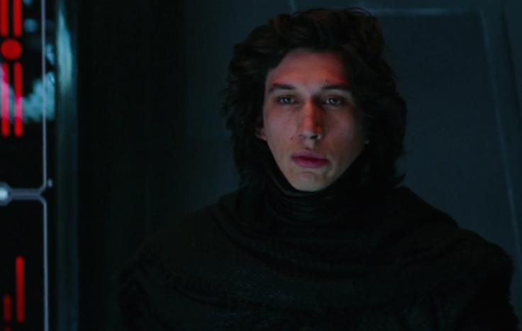 """Adam Driver doesn't know what """"emo"""" means, and we've got some follow-up questions"""